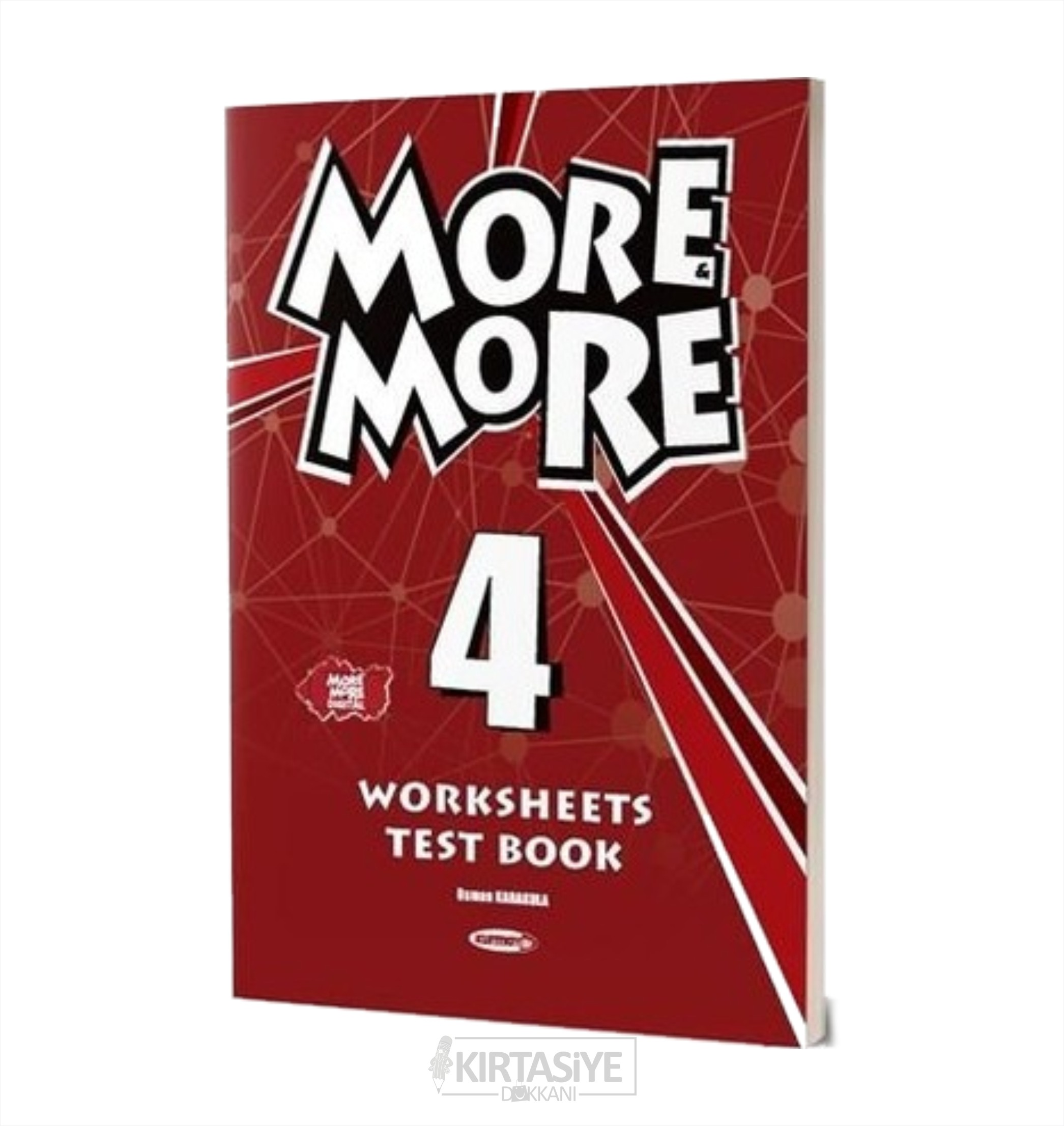 MORE AND MORE 4. SINIF WORKSHEETS TEST BOOK